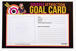 Success Attraction Goal Cards-Black thumbnail