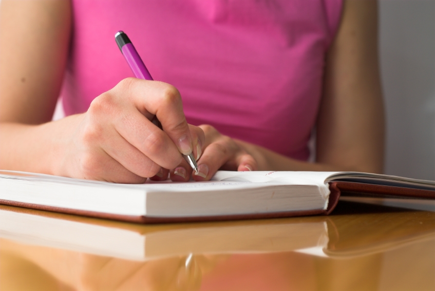 What is the purpose of writing a journal?