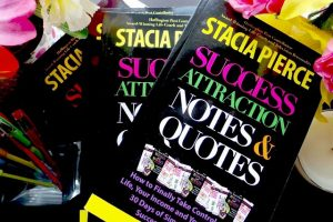 Success Attraction Notes and Quotes