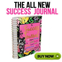 The Success Journal - Buy Now